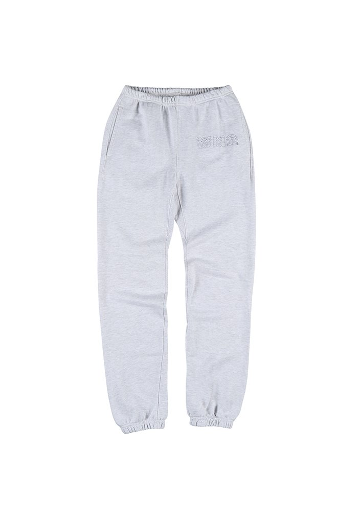 WMA SWEATPANTS_Silver Grey