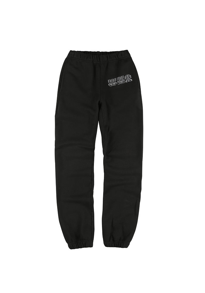 WMA SWEATPANTS_Black