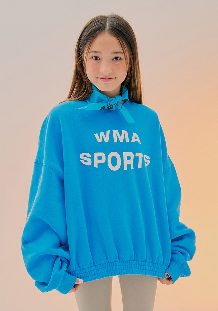 W.S SWEATSHIRT_Blue
