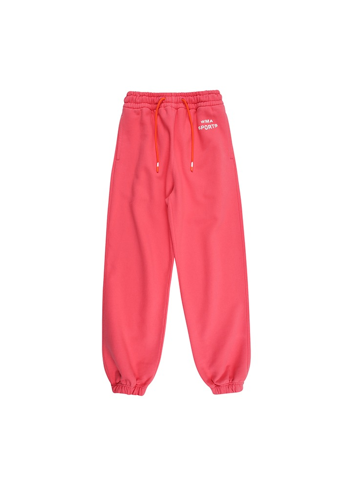 W.S SWEATPANTS_Pink