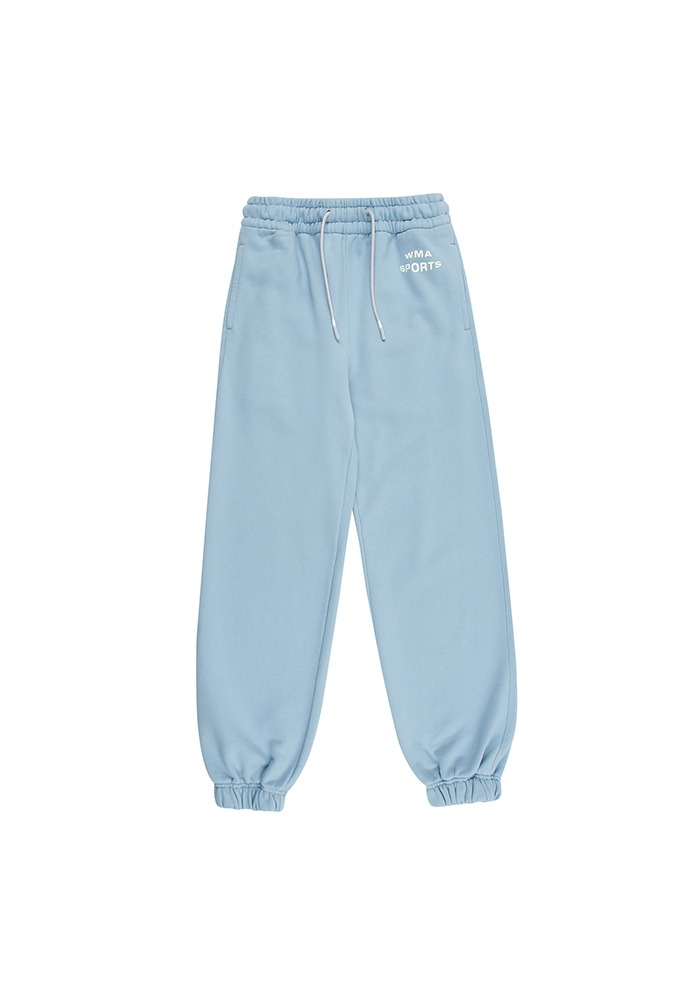 W.S SWEATPANTS_Blue